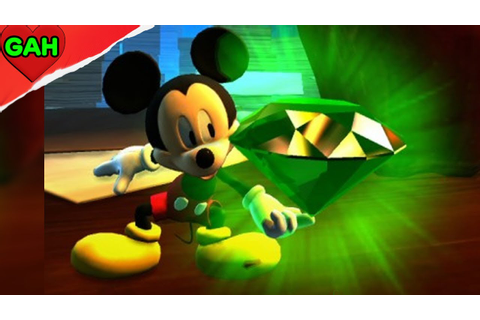 Castle of Illusion Starring Mickey Mouse HD Longplay [PS3 ...