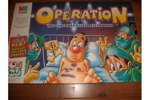 Operation Game 2004 - 2006 Spare Body Parts Pieces Choose ...