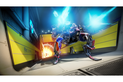 RIGS: Mechanized Combat League (PS4 / PlayStation 4) Game ...