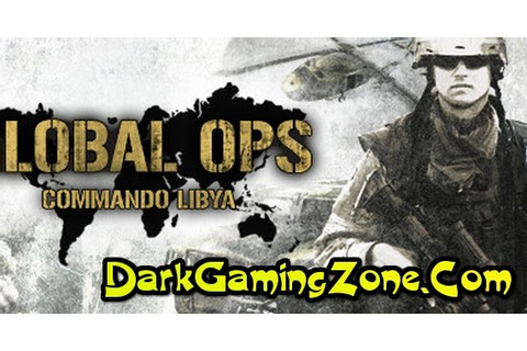 Global Ops Commando Libya Game - Free Download Full ...
