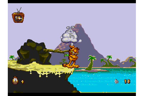 Garfield - Caught in the Act Download Game | GameFabrique