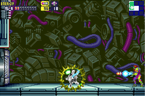 Metroid: Fusion (Game Boy Advance) - RetroAchievements
