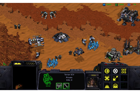 Blizzard is remastering StarCraft in 4K resolution this ...