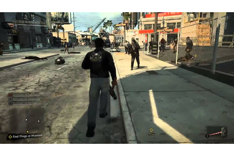 Dead Rising 3 (Gameplay PC) - Demostración 1 - YouTube