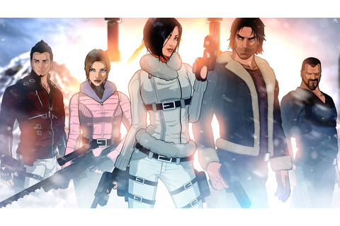 Help Bring Fear Effect Sedna to the PS4 Now - Push Square