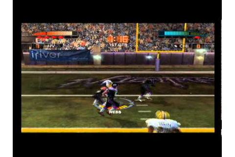 Blitz the League Ps2 Gameplay - YouTube