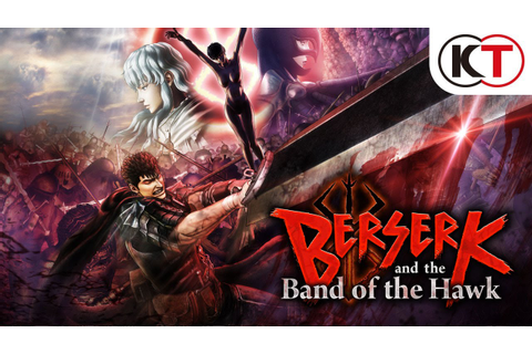 BERSERK AND THE BAND OF THE HAWK - TGS 2016 TRAILER - YouTube