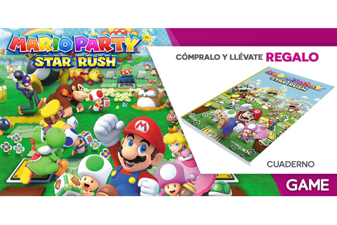 Paper Mario: Color Splash y Mario Party Star Rush ...
