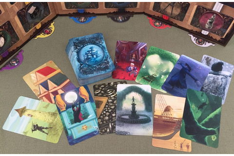 Mysterium family board game review - The Board Game Family