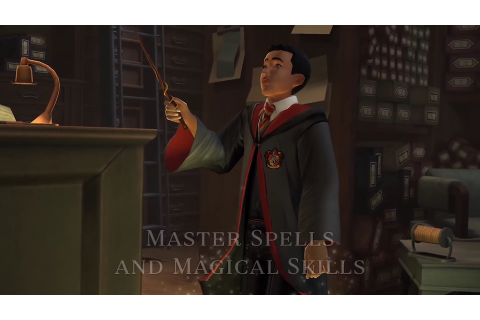 "Le jeu iOS et Android ""Harry Potter : Secret à Poudlard ..."