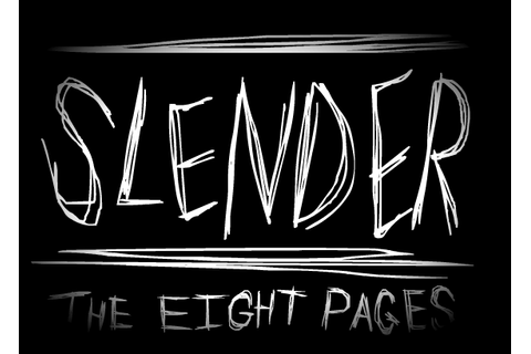 Dinosaurs vs Unicorns: Fear Research: Slender: The Eight Pages