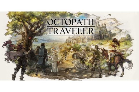 OCTOPATH TRAVELER | Nintendo Switch | Games | Nintendo