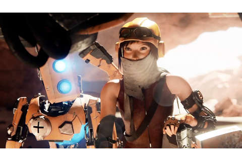 ReCore Could Be Returning With A Special 'Definitive ...
