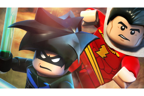 LEGO Batman 2: DC Super Heroes Wallpapers, Pictures, Images