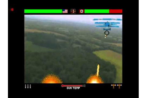 Wing Nuts - Battle in the Sky ( PC GAME - DOSBOX) - YouTube