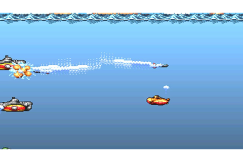 Dive and Destroy : Submarine Commander (Windows game 2000 ...