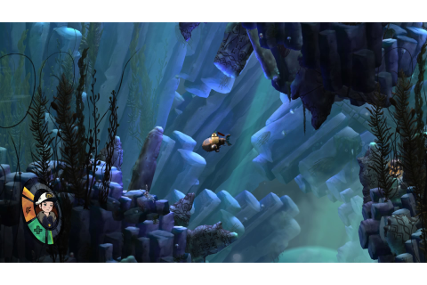 Song of the Deep PS4 Review: Sub-Aquatic Metroidvania ...