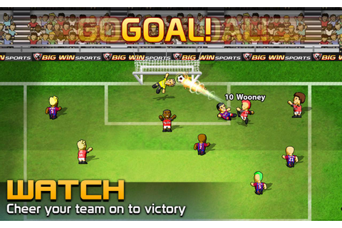 BIG WIN Soccer (football) - Google Play'de Android ...