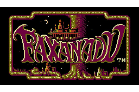 Faxanadu - NES trucchi e password