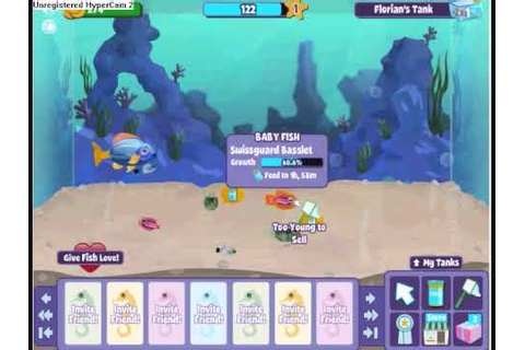 Facebook Fishville New Game! - YouTube