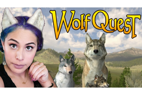 I HAVE NO GAME - Wolf Quest - YouTube