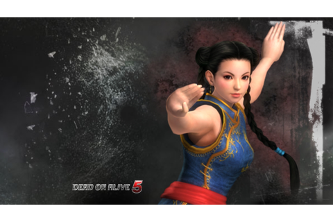Rendered Bits: Fanmade Dead or Alive 5 Game Wallpaper