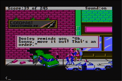 Download Police Quest 3: The Kindred - My Abandonware