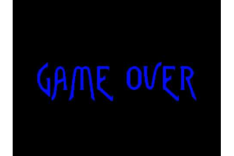 Game Over - Time Slip - YouTube