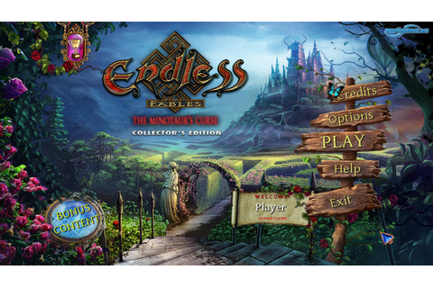 Endless Fables: The Minotaurs Curse Collectors Edition ...