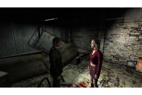 HORRORATHON Game Review: Silent Hill HD Collection (PS3 ...