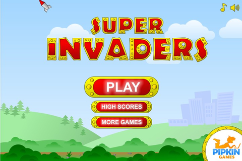 Super Invaders Hacked / Cheats - Hacked Online Games
