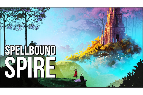 Spellbound Spire (Full Game) | FREE Puzzler In An ...