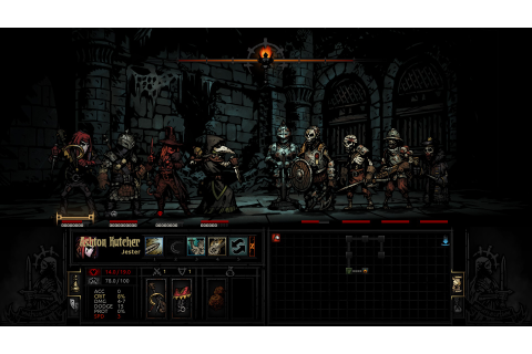 Game Review: Darkest Dungeon (PS Vita) - Vita Player - the ...