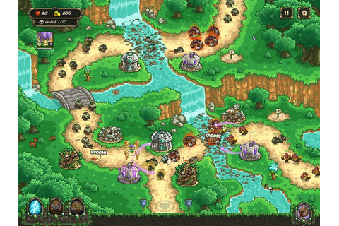 'Kingdom Rush Origins' is a world-class tower defense game ...