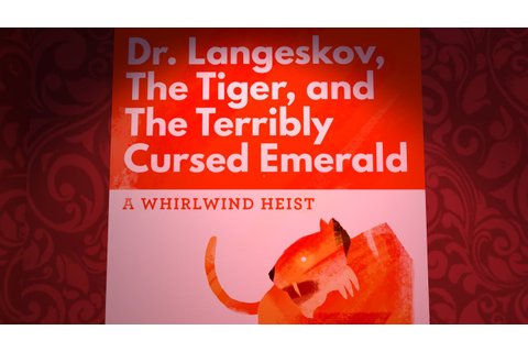 AMAZING GAME! | Dr. Langeskov, The Tiger, and The Terribly ...
