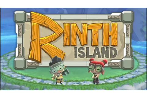 Official Rinth Island Teaser Trailer - YouTube