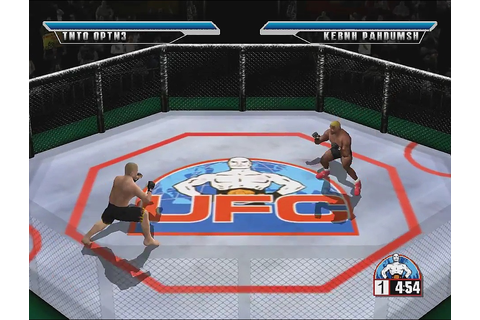 Ultimate Fighting Championship Download Game | GameFabrique