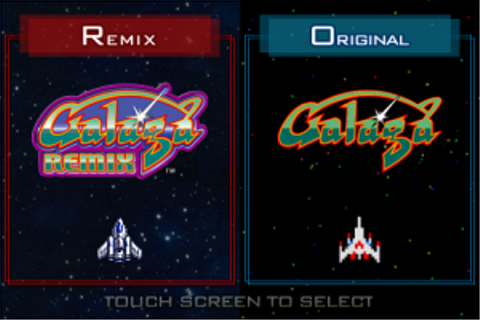App Store Review: Galaga Remix–The iLife