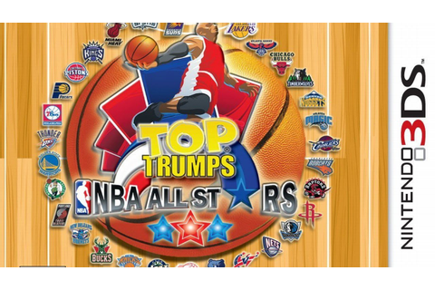 Top Trumps NBA All Stars Gameplay (Nintendo 3DS) [60 FPS ...