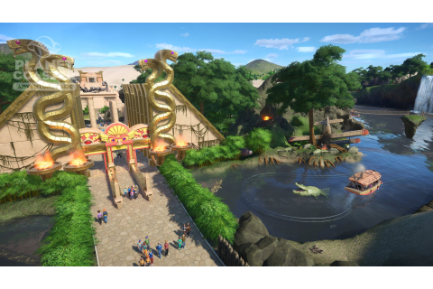 Planet Coaster - Adventure Pack - Game Extras