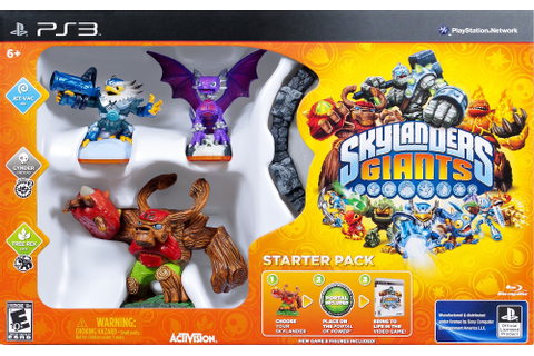 Skylanders Giants - PlayStation 3 - IGN
