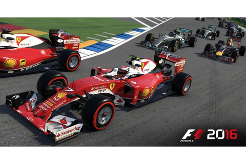 F1 2016 Video Game Coming To A Mobile Device Near You
