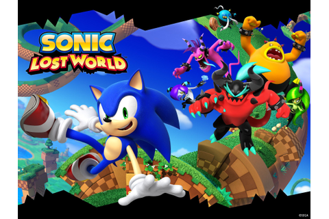 Sonic Lost World HD Wallpaper | Background Image ...