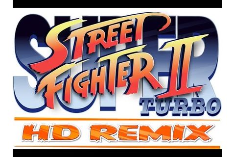 Rpcs3 Super Street Fighter 2 Turbo HD Remix - YouTube