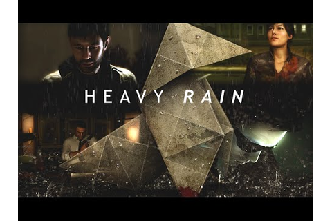 Heavy Rain Game Movie (All Cutscenes) 1080p HD - YouTube