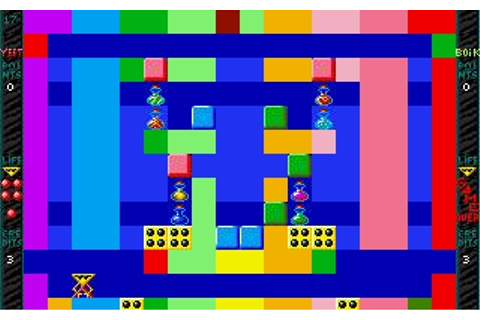 Boppin Deluxe Download (1994 Puzzle Game)