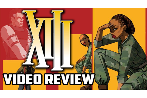 XIII PC Game Review - YouTube