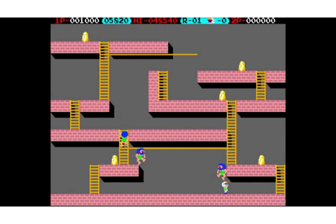 Lode Runner (Arcade) - YouTube