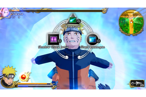 Naruto Shippuden Legends Akatsuki Rising Walkthrough Part ...