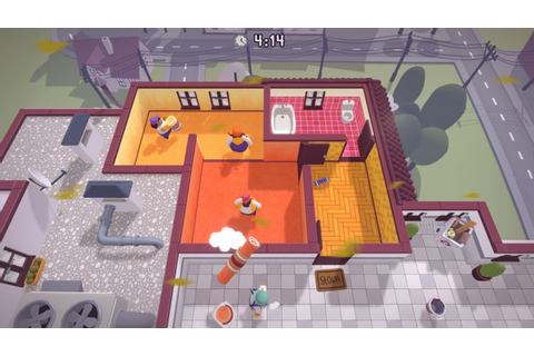 Couch Co-Op Game Tools Up! Launches Early December